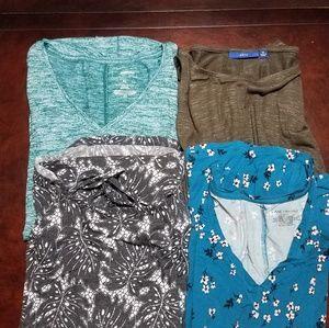 Lot of women's sleeveless tank top